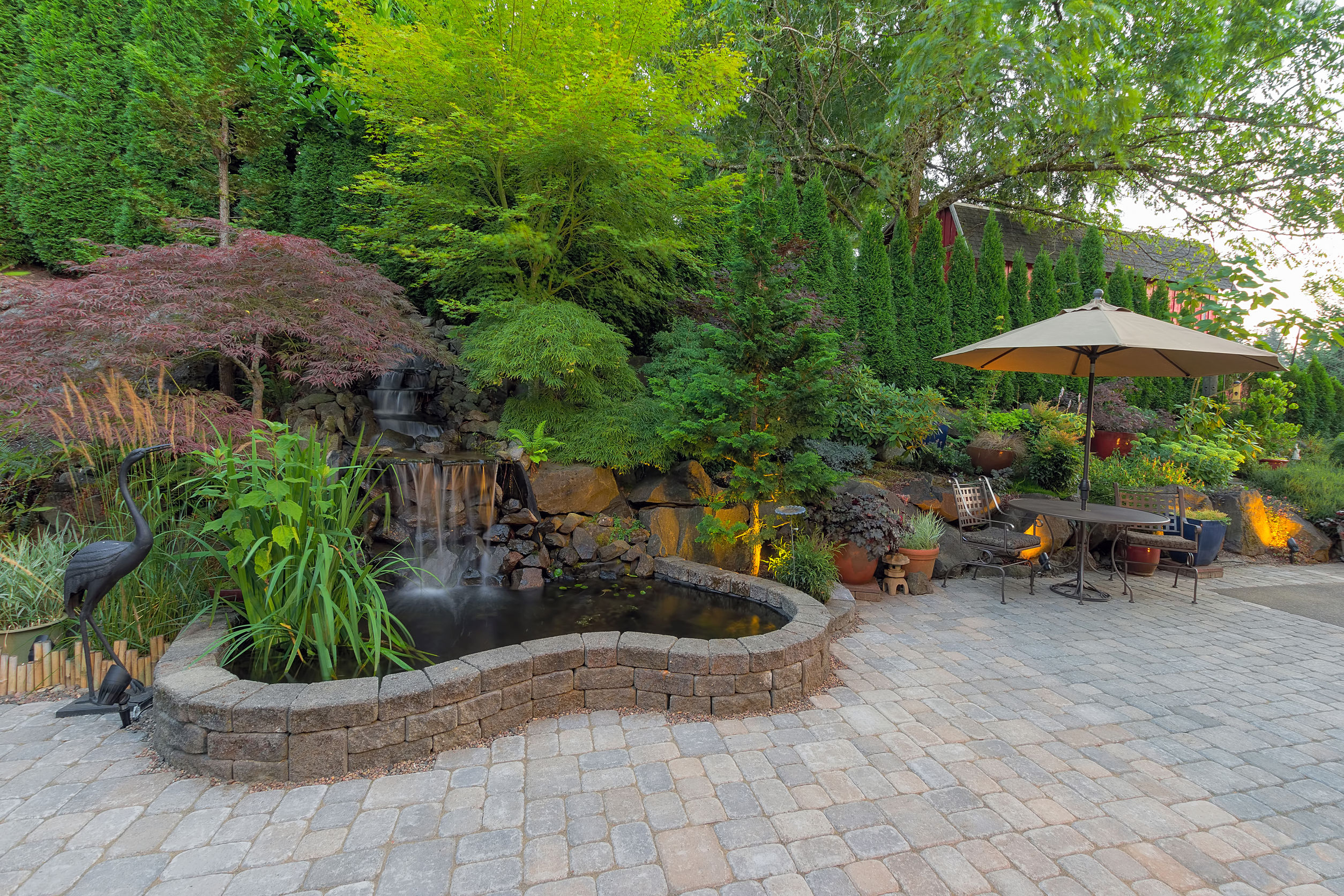 Hardscapes and Landscapes