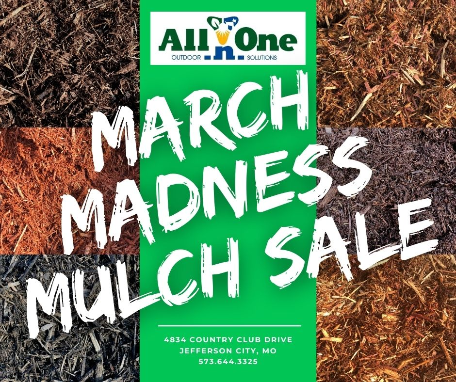 All n One Outdoor Solutions Mulch Madness